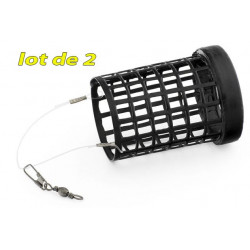 CAGE FEEDER RING NET FEEDER LOT DE 2 TUBERTINI