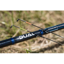 CANNE FEEDER DUAL COMPETITION MAP FISHING