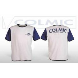 T-SHIRT WHITE TG COLMIC