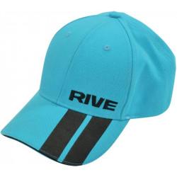 CASQUETTE TURQUOISE/NOIRE RIVE