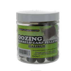PELLET OOZING BARBEL&CARP 14MM 150GR SONUBAIT