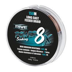 NEW TRESSE POWER 8X RIVE