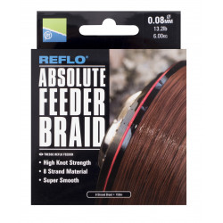 TRESSE ABSOLUTE FEEDER BRAID PRESTON INNOVATIONS