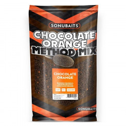 AMORCE METHOD CHOCOLATE ORANGE 2KG SONUBAITS