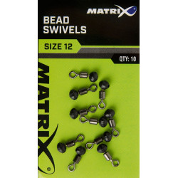 PERLES A AGRAFE BEAD SWIVELS MATRIX
