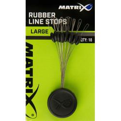 STOP FLOAT RUBBER LINE STOPS MATRIX