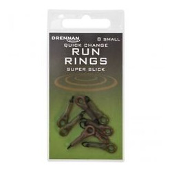 KIT DE MONTAGE QUICK CHANGE RUN RINGS DRENNAN