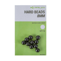 PERLE HARD BEADS 8MM KORUM