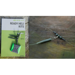 MONTAGE READY HELI KITS KORUM
