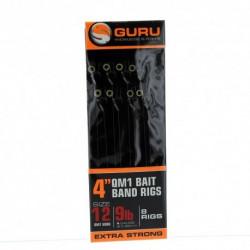 HAMECON MONTE QM1 BAIT BAND READY RIG 10CM GURU