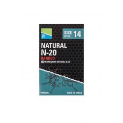 HAMECON NATURAL N-20 PRESTON INNOVATIONS