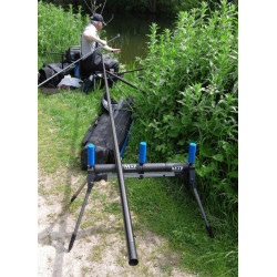 ROULEAU A DEBOITEE DUAL POLE ROLLER MAP FISHING