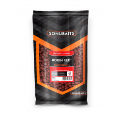 PELLETS ROBIN RED SONUBAITS