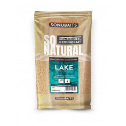 AMORCE SO NATURAL LAKE 1KG SONUBAITS