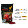 AMORCE GROS POISSON CHAMPION'S METHOD ROBIN RED & KRILL 1KG BROWNING