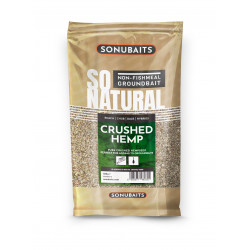 CHENEVIS SO NATURAL CRUSHED HEMP 500gr SONUBAITS
