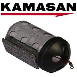 FEEDER FERMER BLACK CAP KAMASAN