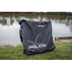 SAC A BOURRICHES ETANCHE AQUOS PVC 2 NET BAG MATRIX