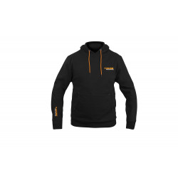SWEAT A CAPUCHE BLACK HOODIE C-DROME BY PRESTON INNOVATIONS