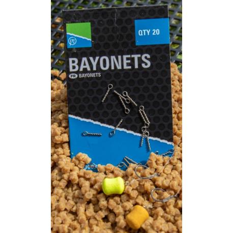 BAYONETS PRESTON INNOVATIONS