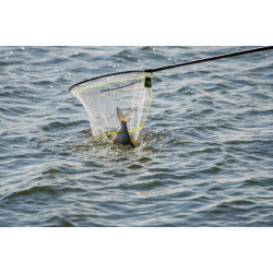 TETE EPUISETTE COMPETITION NYLON ULTRA LITE LANDING NET MATRIX