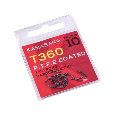 HAMECON A OEILLET SANS ARDILLONS PTFE T360 KAMASAN