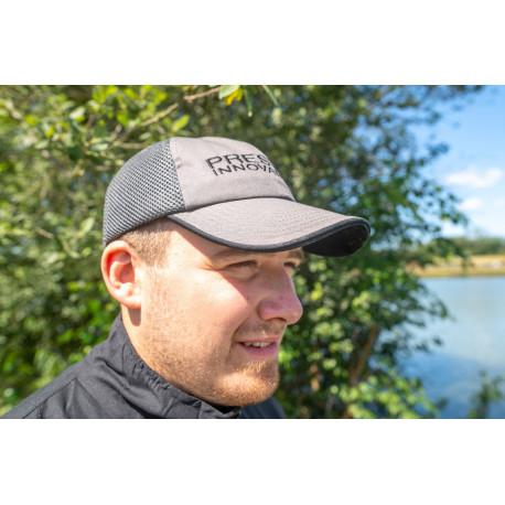 NEW 11 CASQUETTES GRISE GREY MESH CAP PRESTON