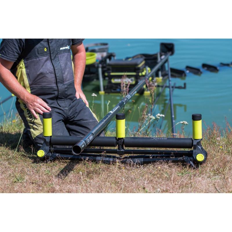 Matrix Freeflow MKII Double Pole Roller FREE P/&P Leg Extensions x 4