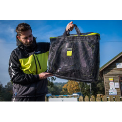 FILET POUR BOURRICHE ET TETE EPUISETTE DIP & DRY NET BAG MATRIX