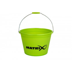 SEAU GROUNDBAIT BUCKET 25L MATRIX