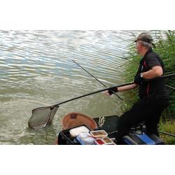 MANCHE EPUISETTE DUAL 3M LANDING NET HANDLE MAP FISHING
