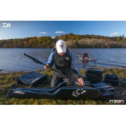 FOURREAU FEEDER RIGIDE 2+2 N'ZON 180 CM DAIWA