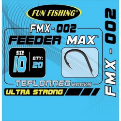HAMECON FMX-002 FEEDER MAX FUN FISHING