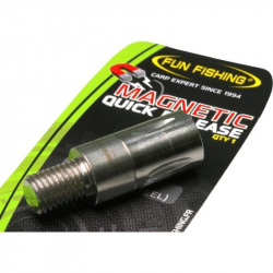 MAGNETIC QUICK RELEASE ADAPTATEUR FUN FISHING