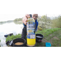 ADDITIF LIQUID SYRUP CLASSIC 500ML FUN FISHING