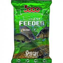 AMORCE SUPER FEEDER BIG FISH SENSAS
