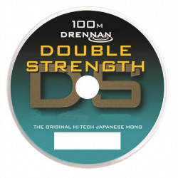 NYLON DOUBLE STRENGTH 100M DRENNAN