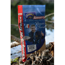 AMORCE CHAMPION FRANCE ETANG 1KG CHAMPION FEED