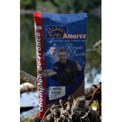 AMORCE CHAMPION FRANCE CANAL 1KG CHAMPION FEED