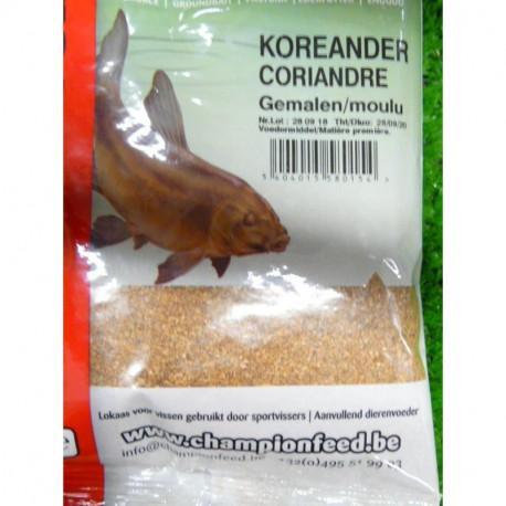 CORIANDRE MOULU 250GR CHAMPION FEED