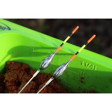 FLOTTEURS A PATE 5 SHORT FUN FISHING