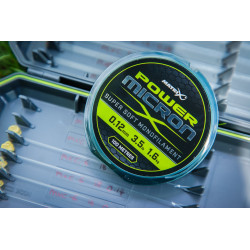 NYLON SPECIAL BAS DE LIGNE POWER MICRON X MATRIX