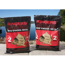 AMORCE MICRO METHOD MIX 2KG RINGERS BAITS