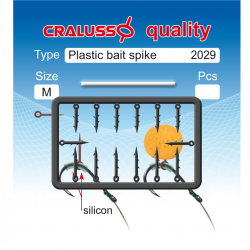 PLASTIC BAIT SPIKE CRALUSSO