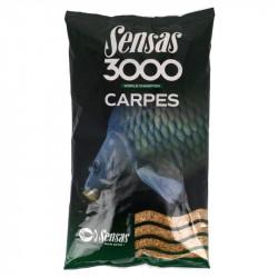 AMORCE 3000 CARPE 1KG SENSAS